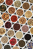 Herbal Tea Selection