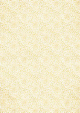 Gold foil decorative background with pattern.
