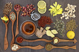 Healthy Herbal Teas