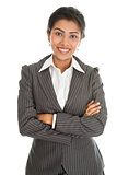 Black businesswoman portrait