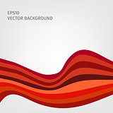 abstract vector background with stripes pattern