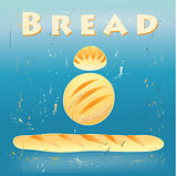 Illustration vector bread