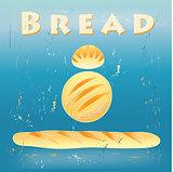 Illustration vector bread