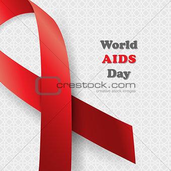 Aids Awareness. World  Day concept.