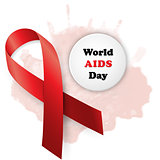 Aids Awareness. World  Day concept.