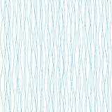 Blue wavy lines