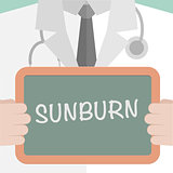 Medical Board Sunburn