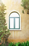 windows in Italian style