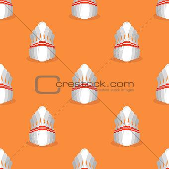 Bowling Pins Seamless Pattern
