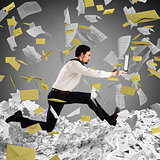 Escape from overwork and bureaucracy