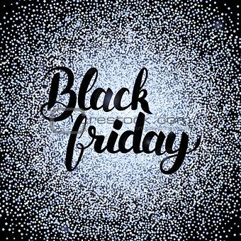 Black Friday Silver Design