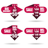 Discount Labels, Big Sale