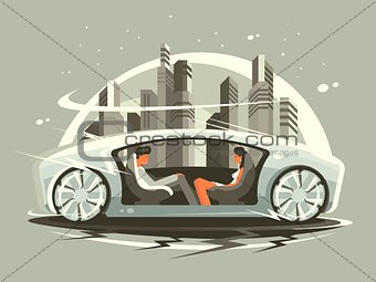 Car of future