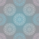 Seamless christmas pastel pattern
