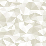 Vector Polygon Abstract Seamless Background