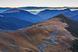 Transalpina road 2145m
