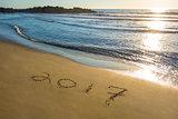 2017 Written In The Sand