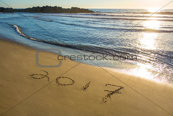 2017 Written In The Sand