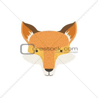 Fox Head As A National Canadian Culture Symbol