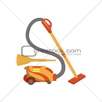 Floor CleaningHousehold Equipment Set