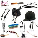 equipments of horse riding