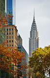 Chrysler Building.