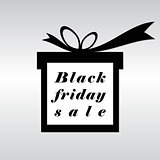 Black friday sale background.