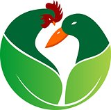 green farming logo