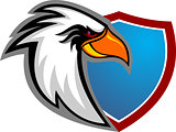 eagle shield security logo