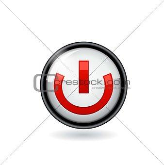 On button vector