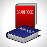 Book icon-Brain Food