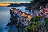 Village of Vernazza.