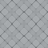 Grey Rectangle Mosaic Seamless Pattern