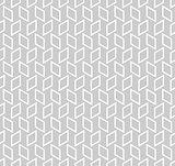 Seamless diamonds geometric texture.