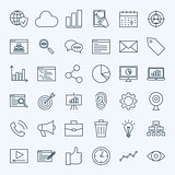 Line Development Icons