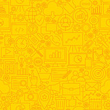 SEO Yellow Line Tile Pattern