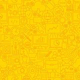 SEO Yellow Line Tile Pattern