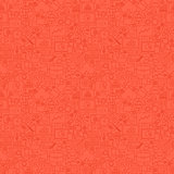 Red Line SEO Seamless Pattern