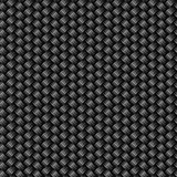 Carbon fiber texture seamless pattern