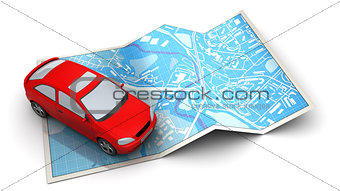 car location