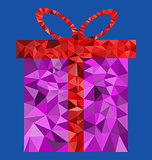 Polygon gift box
