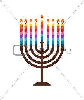 Abstract Background Happy Hanukkah, Jewish Holiday.