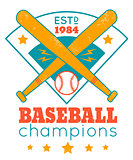 logo for baseball