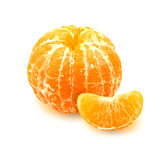 Photo of tasty mandarin