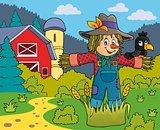 Scarecrow theme image 5