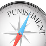 compass concept Punishment