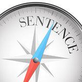 compass concept Sentence
