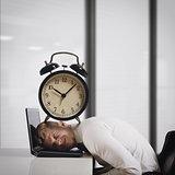 Oppressed by deadlines