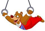 Gymnast bear