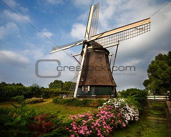 Amsterdam Windmill, Netherlands